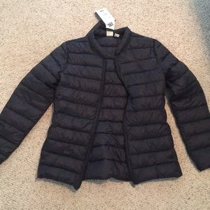 Roxy water resistant jacket size s brand new